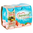 Benecol strawberry yogurt drink - 6x67.5g Brand Price Match - Checked Tesco.com 16/04/2014