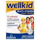 Vitabiotics well kid smart - 30s Brand Price Match - Checked Tesco.com 14/04/2014