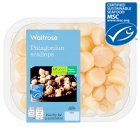 Waitrose MSC raw Patagonian roeless scallops - 175g