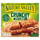 Nature Valley Crunchy Oats & Honey Cereal Bars - 5x42g