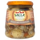 Sacla wild mushroom antipasto - 290g Brand Price Match - Checked Tesco.com 11/12/2013