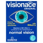 Visionace organic tablets - 30s Brand Price Match - Checked Tesco.com 25/02/2015
