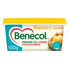 Benecol buttery taste spread - 500g Brand Price Match - Checked Tesco.com 16/04/2014