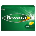 Berocca tablets - 30s Brand Price Match - Checked Tesco.com 14/04/2014