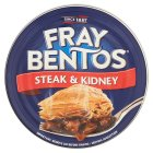 Fray Bentos classic steak & kidney pie