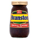 Branston small chunk pickle - 520g Brand Price Match - Checked Tesco.com 10/03/2014
