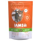 Iams Adult Dry Cat Food Lamb - 800g