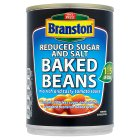Branston baked beans, reduced suagar & salt - 410g