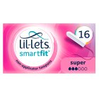 Lil-lets - Super - 16s Brand Price Match - Checked Tesco.com 23/07/2014