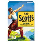 Scott's Oats porridge cereal - 1kg Brand Price Match - Checked Tesco.com 07/10/2015