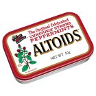 Altoids peppermints