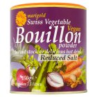 Marigold bouillon reduced salt - 150g Brand Price Match - Checked Tesco.com 18/08/2014