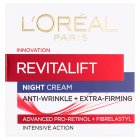L'Oréal revitalift night cream - 50ml Brand Price Match - Checked Tesco.com 24/11/2014
