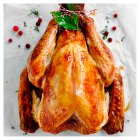 Free Range Bronze Feathered turkey -