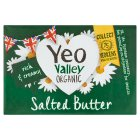 Yeo Valley organic butter - 250g Brand Price Match - Checked Tesco.com 24/08/2016