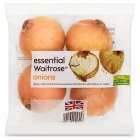 essential Waitrose onions - 500g