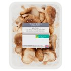 Waitrose shiitake mushrooms - 150g