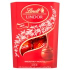Lindt Lindor milk chocolate truffles - 50g Brand Price Match - Checked Tesco.com 16/07/2014