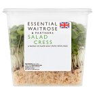 essential Waitrose salad cress - each