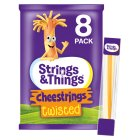 Cheestrings 8 pack Twisted - 160g