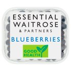 essential Waitrose blueberries - 170g