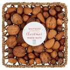 Waitrose Christmas nut crackers & mixed nuts selection - 400g