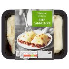 Waitrose beef cannelloni - 400g