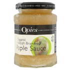 Opies organic apple sauce - 185g