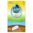 Pledge fluffy duster refills - 5s Brand Price Match - Checked Tesco.com 01/07/2015