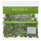 Waitrose watercress - 100g