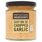 Waitrose Cooks' ingredients chopped garlic