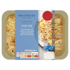 Waitrose fisherman's pie