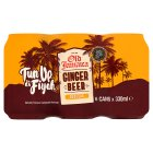 Old Jamaica ginger beer - 6x330ml