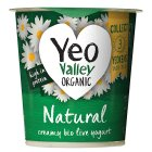 Yeo Valley organic natural yogurt - 150g Brand Price Match - Checked Tesco.com 11/12/2013