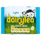 Dairylea Light 8 thick cheese slices - 200g Brand Price Match - Checked Tesco.com 23/07/2014