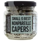 Waitrose Cooks' Ingredients salted nonpareille capers - 100g