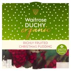 Duchy Originals from Waitrose Christmas pudding - 907g