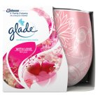 Glade candle with love - each Brand Price Match - Checked Tesco.com 20/10/2014