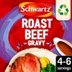 Schwartz classic roast beef gravy mix - 27g Brand Price Match - Checked Tesco.com 16/04/2014