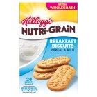 Nutri-Grain breakfast biscuits cereal & milk - 6x44g Brand Price Match - Checked Tesco.com 27/08/2014