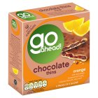 Go Ahead chocolate thins orange - 5x35.4g Brand Price Match - Checked Tesco.com 21/04/2014