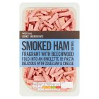 Waitrose Cooks' Ingredients smoked ham batons - 2x90g