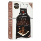H&Hearty Organic chocolate brownie mix