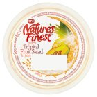 Natures Finest Tropical Fruit Salad (in juice) - drained 55g