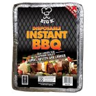 Big K disposable small picnic BBQ - each