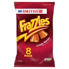 Smiths Frazzles multipack crisps - 8s Brand Price Match - Checked Tesco.com 01/07/2015