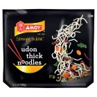 Amoy Straight to Wok Udon Thick Noodles - 2x150g
