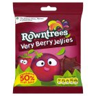Rowntree's Very Berry Jellies sharing bag