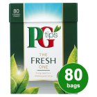 PG Tips the fresh one 80 bags - 232g