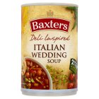 Baxters Deli Inspired Italian wedding soup